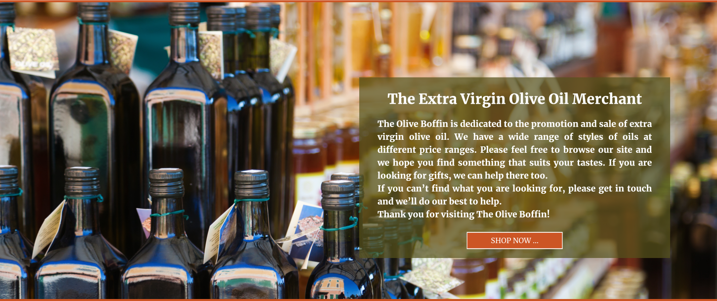 Premium Extra Virgin Olive Oil Merchant